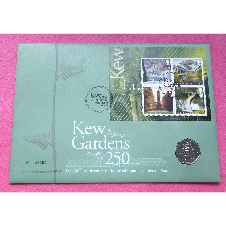 kew gardens library