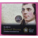 2009 ROBERT BURNS £2 BU PACK