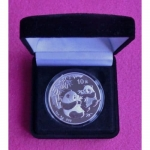 2006 CHINA SILVER PANDA 10 YUAN COIN (3)