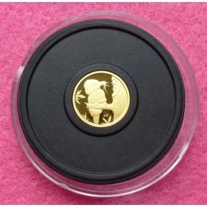2009 AUSTRALIA GOLD KOOKABURRA FIVE DOLLARS PROOF COIN (6)