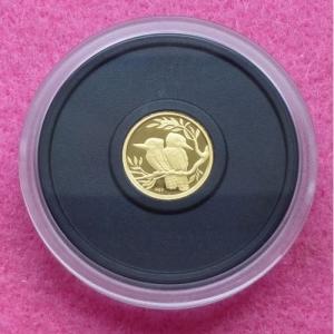2009 AUSTRALIA GOLD KOOKABURRA FIVE DOLLARS PROOF COIN