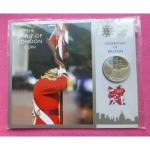 2010 SPIRT OF LONDON £5 PACK