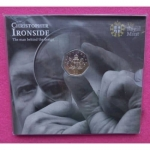2013 CHRISTOPHER IRONSIDE 50P BU PACK