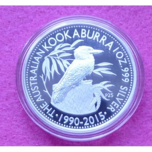 2015 AUSTRALIA KOOKABURRA MONEY FAIR