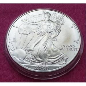 2000 SILVER EAGLE