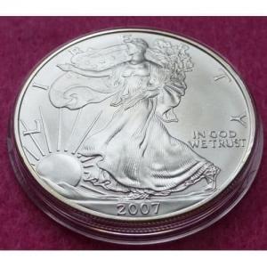 2007 SILVER EAGLE