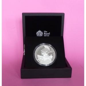 2015 SILVER BRITANNIA £10 PROOF COIN (4)