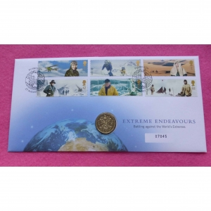 2003-royal-arms-extreme-endeavours-1-coin-fdc-pnc