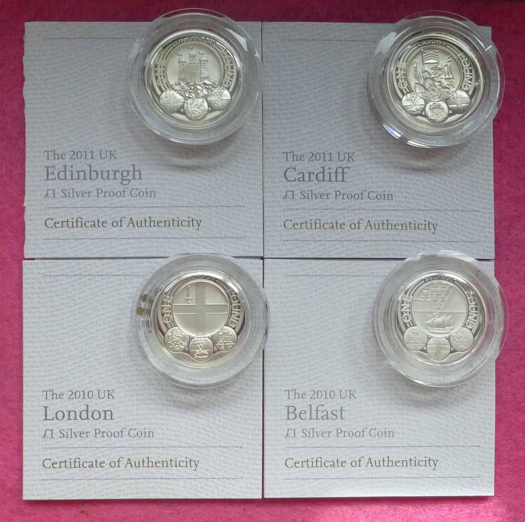 belfast 1 pound coin