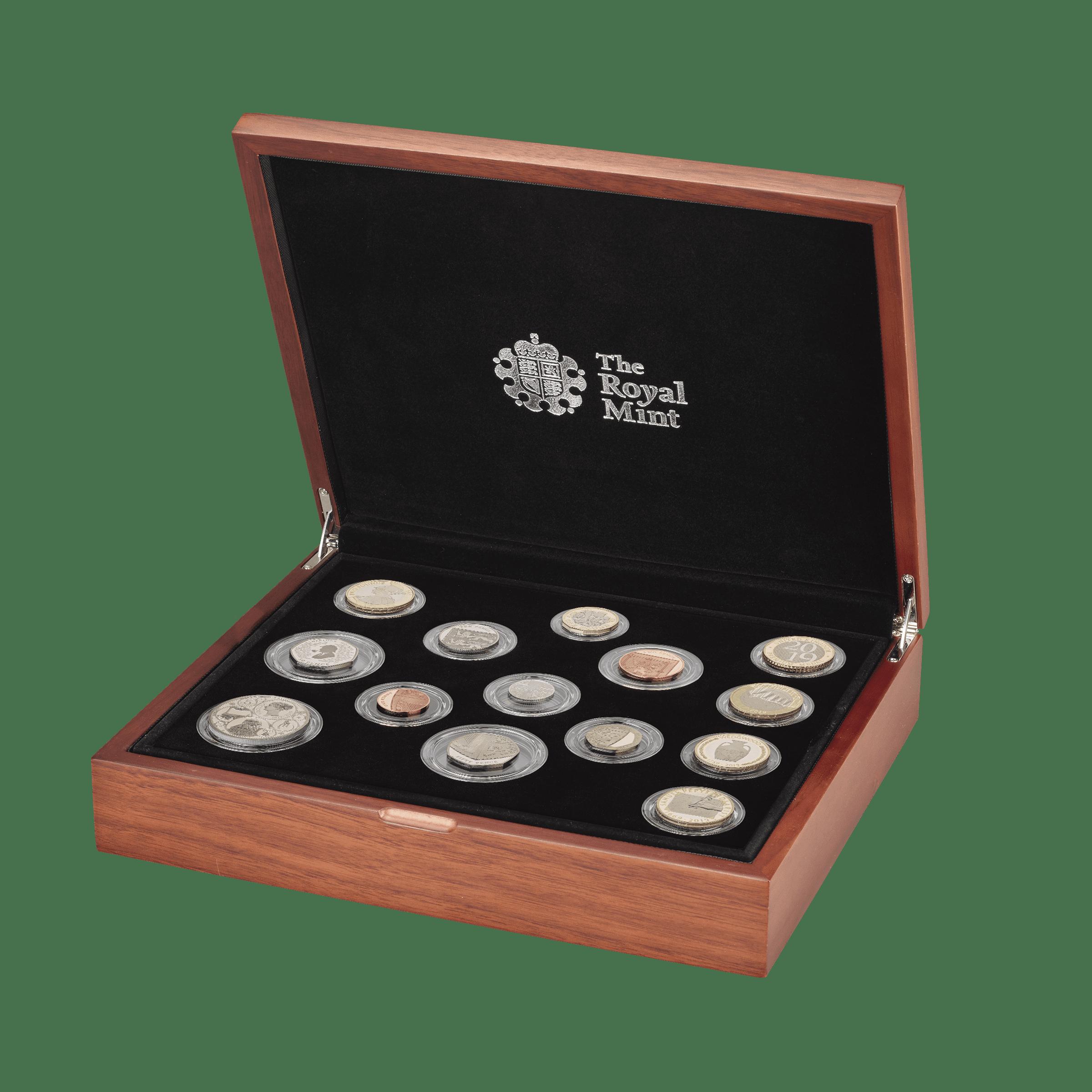2019 coin set