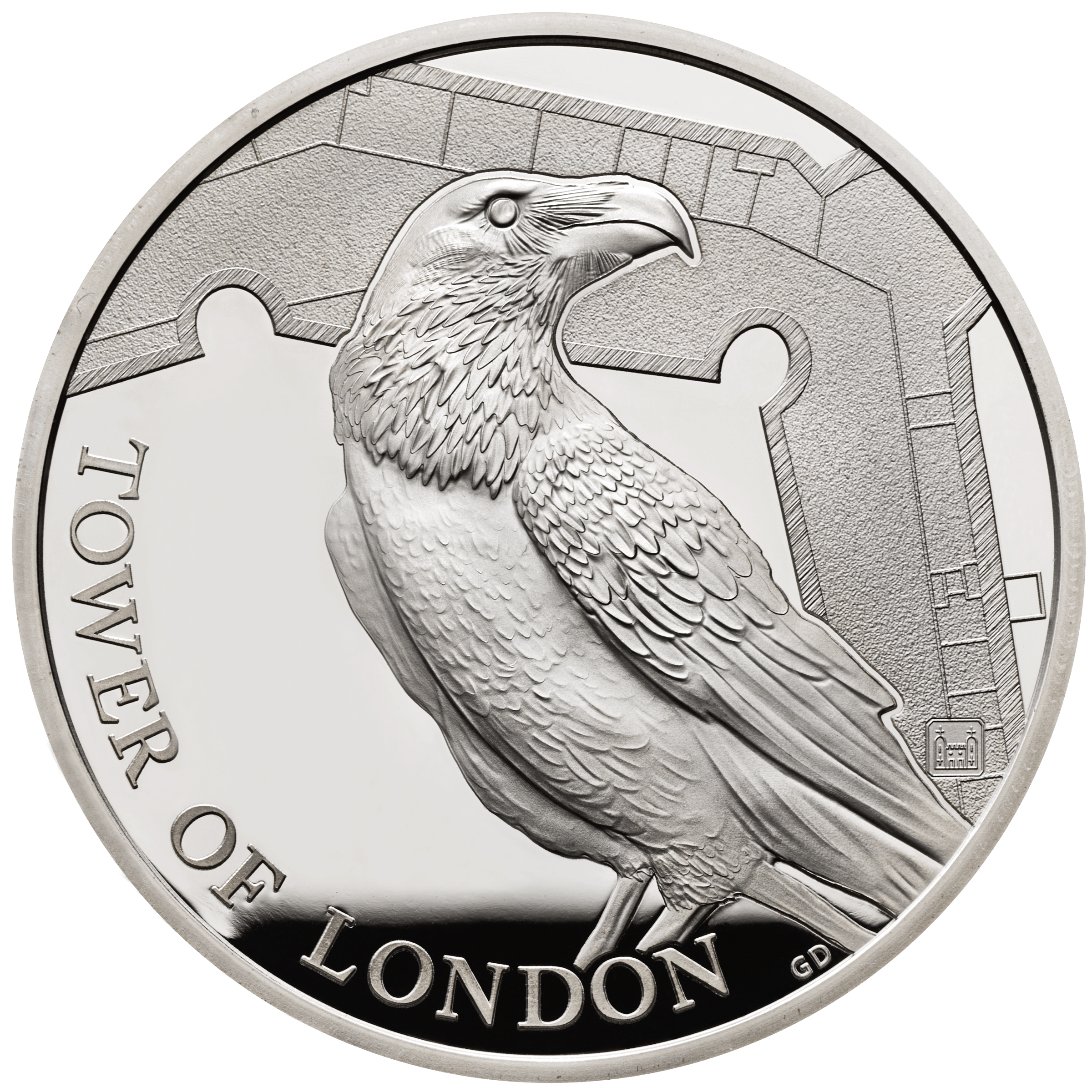 The Tower Of London The Legend Of The Ravens 2019 Silver