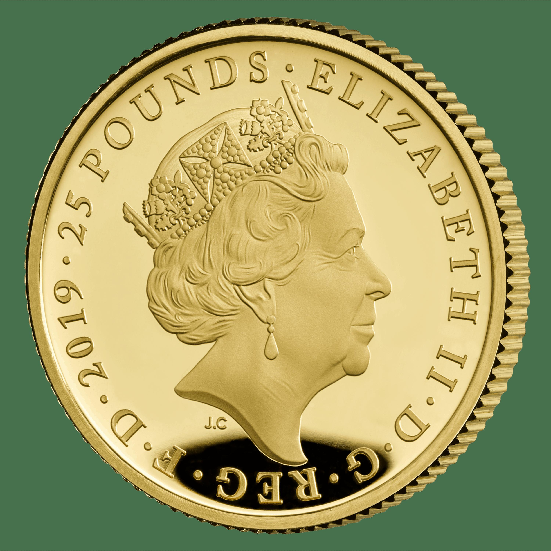 Ravens coin