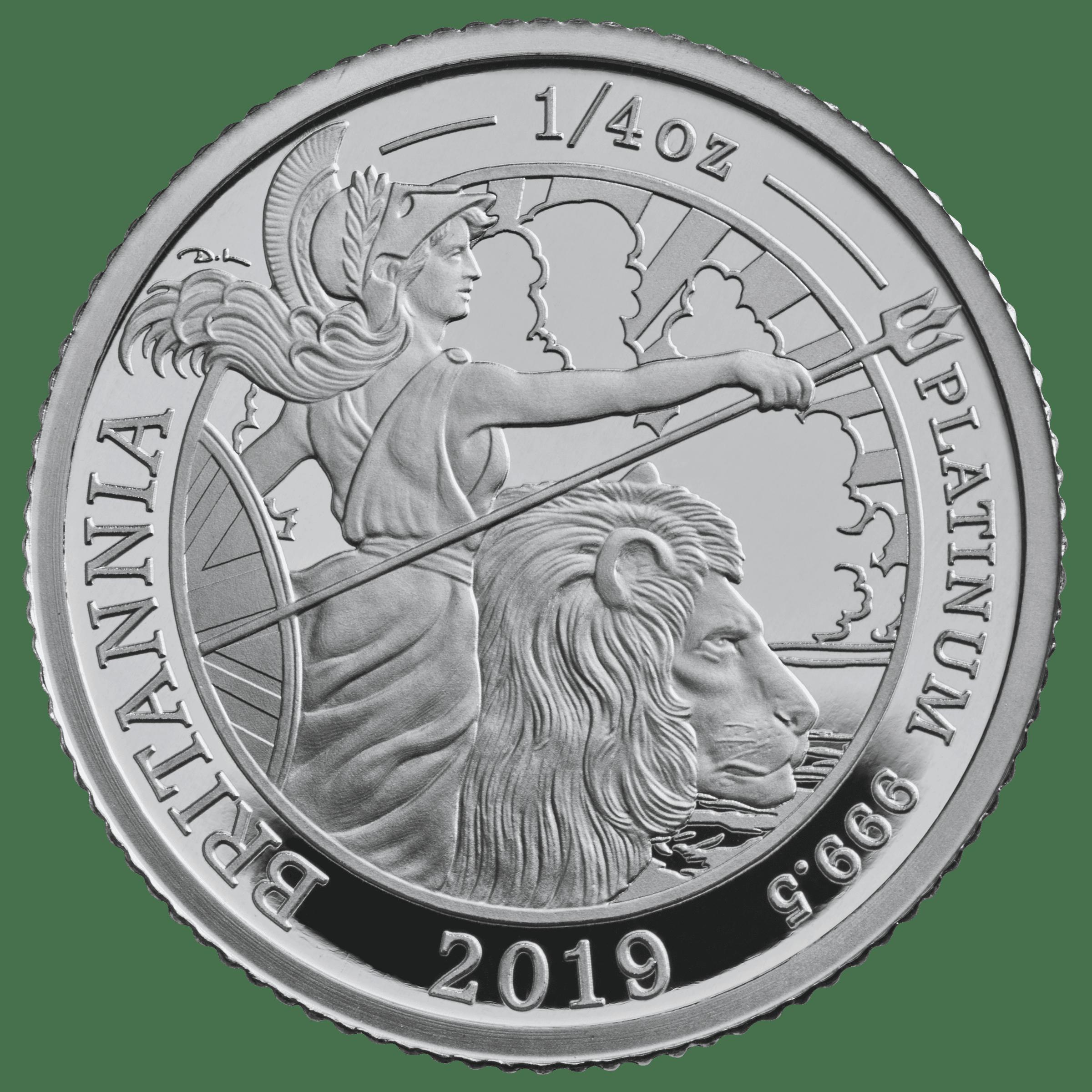 2019 britannia coin
