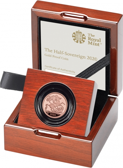 The Half Sovereign 2020 in case Left