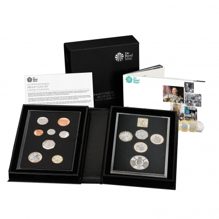 The 2020 United Kingdom Proof Coin Set
