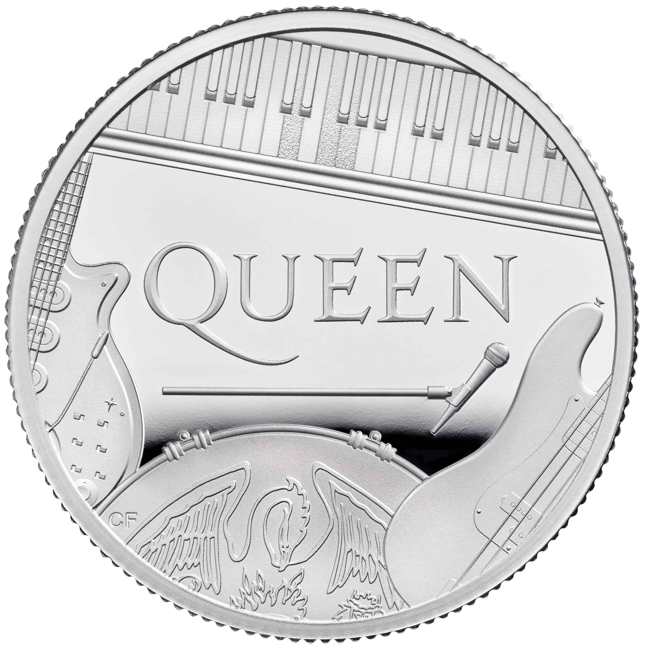 Wedding 2020 1oz Silver Proof Coin: Queen 2020 UK Half Ounce Silver Proof Coin Box