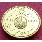 1994-ROYAL-MINT-BANK-OF-ENGLAND-BU-2-TWO-POUND-COIN-LOVELY-231242115757