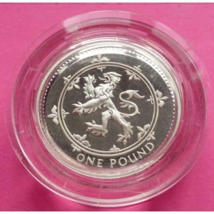 1994-ROYAL-MINT-SILVER-PROOF-1-ONE-POUND-PROOF-COIN-BOX-COA-LOVELY-CONDITION-330932311028