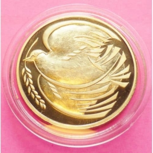 1995-ROYAL-MINT-PEACE-DOVE-PROOF-2-TWO-POUNDS-COIN-MINT-CONDITION-331044089383