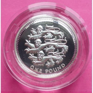 1997-ROYAL-MINT-SILVER-PROOF-1-ONE-POUND-PROOF-COIN-BOX-COA-LOVELY-CONDITION-330932315612