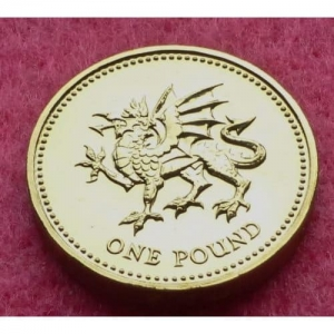 2000-ROYAL-MINT-WELSH-DRAGON-1-ONE-POUND-BU-COIN-231236244933