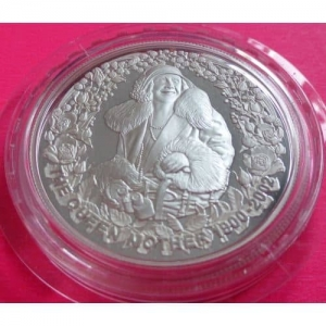 2002-AUSTRALIA-QUEEN-MOTHER-FIVE-DOLLAR-SILVER-PROOF-COIN-BOX-AND-COA-231187632578