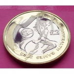 2002-ROYAL-MINT-COMMONWEALTH-GAMES-ENGLAND-BRILLIANT-UNCIRCULATED-2-COIN-331100060489