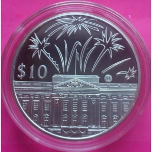 2002-ROYAL-MINT-GOLDEN-JUBILEE-SUMMER-PARTY-SILVER-GOLD-PROOF-10-COIN-WITH-COA-330877332895
