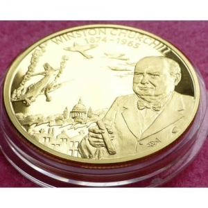 2003-EAST-CARIBBEAN-GREAT-BRITISH-MILITARY-LEADERS-2-PIEDFORT-PROOF-COIN-COA-231219670401