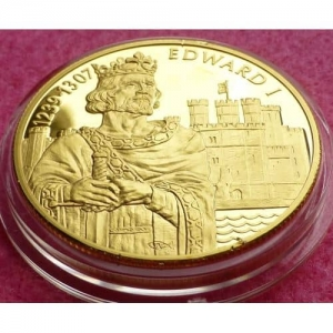2004-EAST-CARIBBEAN-GREAT-BRITISH-MILITARY-LEADERS-2-PIEDFORT-PROOF-COIN-COA-231219674293