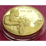 2004-EAST-CARIBBEAN-GREAT-BRITISH-MILITARY-LEADERS-2-PIEDFORT-PROOF-COIN-COA-231219682398
