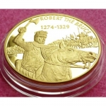 2004-EAST-CARIBBEAN-GREAT-BRITISH-MILITARY-LEADERS-2-PIEDFORT-PROOF-COIN-COA-331191285065