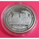 2005-ISLE-OF-MAN-BATTLE-OF-TRAFALGAR-SILVER-PROOF-5-COIN-BOX-COA-331165464603