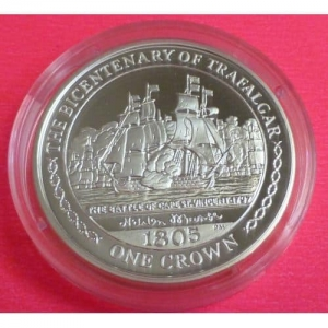 2005-ISLE-OF-MAN-TRAFALGAR-BATTLE-CAPE-ST-VINCENT-SILVER-PF-5-COIN-BOX-COA-231192821232