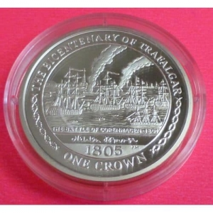 2005-ISLE-OF-MAN-TRAFALGAR-BATTLE-COPENHAGEN-SILVER-PROOF-5-COIN-BOX-COA-331165467051