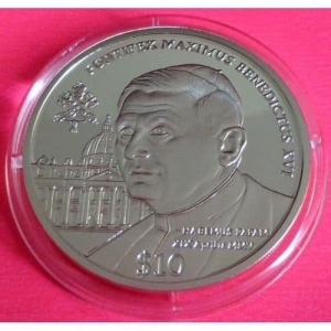 2005-SIERRA-LEONE-THE-LIFE-TIMES-OF-POPE-JOHN-PAUL-II-SILVER-10-PROOF-COIN-331181288331