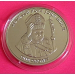 2005-TDC-LIFE-TIMES-OF-POPE-JOHN-PAUL-II-SILVER-1-CROWN-PROOF-COIN-331181278390