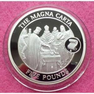 2008-GIBRALTAR-THE-MAGNA-CARTA-FIVE-POUND-SILVER-PROOF-COIN-331218660869