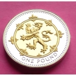 2008-ROYAL-MINT-SILVER-PROOF-SCOTTISH-RAMPANT-1-ONE-POUND-PROOF-COIN-COA-231181737577