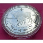 2009-AUSTRALIA-LUNAR-OX-1-ONE-DOLLAR-SILVER-PROOF-1oz-COIN-BOX-AND-COA-331058275972
