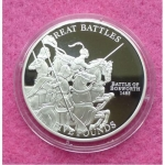 2009-JERSEY-BATTLE-OF-BOSWORTH-FIVE-POUND-SILVER-PROOF-COIN-331219605570