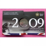 2009-ROYAL-MINT-OLYMPIC-GAMES-COUNTDOWN-FIVE-POUND-COIN-NEW-AND-SEALED-330875892685