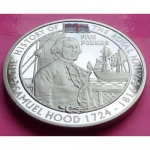 2009-ROYAL-MINT-ROYAL-NAVY-SAMUEL-HOOD-5-FIVE-POUND-PROOF-CROWN-COIN-231161974606