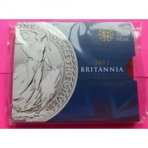 2012-BRITANNIA-SILVER-2-TWO-POUND-25TH-ANNIVERSARY-IN-GIFT-CARD-330894511409