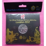 2012-ROYAL-MINT-LONDON-PARALYMPIC-BU-5-CROWN-COIN-BRAND-NEW-330875894295