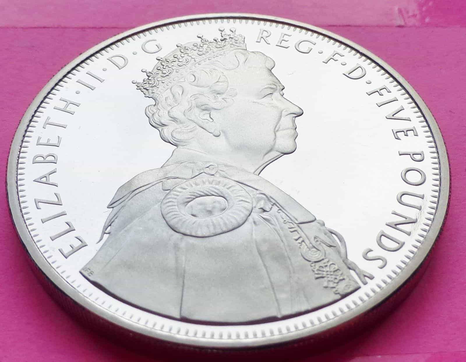 diamond coin