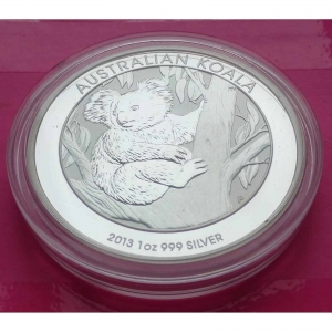 2013-AUSTRALIA-PERTH-MINT-KOALA-1-ONE-DOLLAR-SILVER-1-oz-COIN-231097107204