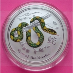 2013-AUSTRALIA-PERTH-MINT-LUNAR-SNAKE-COLOURISED-1-ONE-DOLLAR-SILVER-1-oz-COIN-331067685161