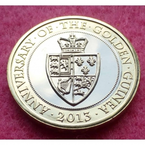 2013-ROYAL-MINT-350TH-ANN-GUINEA-BRILLIANT-UNCIRCULATED-2-TWO-POUND-COIN-231237574481