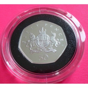 2013-ROYAL-MINT-CHIRSTOPHER-IRONSIDE-SILVER-50P-FIFTY-PENCE-PROOF-COIN-BOX-COA-231187686075